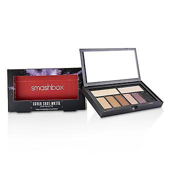 Smashbox Cover Shot Eye Palette - # Matte - 7.8g/0.27ooz