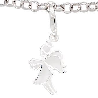 Encanto encantos de plata de colgante Angel angel de la guarda plata encanto