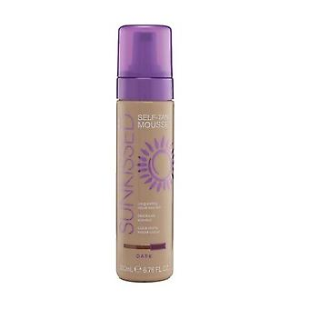 Sunkissed Sunkissed Self Tan Mousse - dunkel