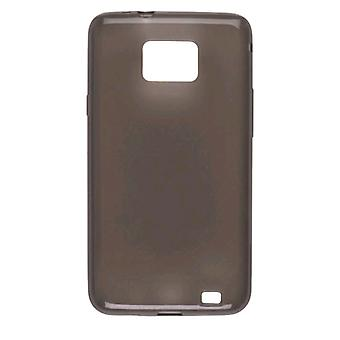 Wireless Solutions Dura-Gel TPU Skin Case for Samsung Galaxy S2 SGH-i777 - Smoke