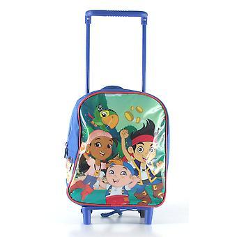 Disney Jake og piraterne hjul rygsække børnehave & udendørs