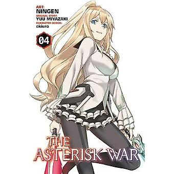 Die Sternchen Krieg - Vol. 4 (Manga) von Yuu Miyazaki - Okiura - 97803164