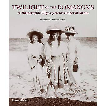 Twilight of the Romanovs - A Photographic Odyssey Across Imperial Russ