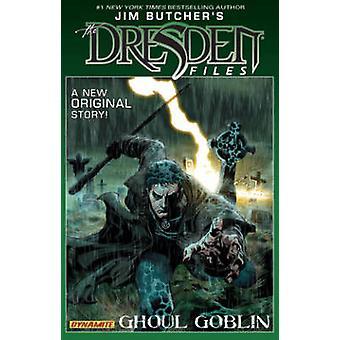Jim Butcher's Dresden Files - Ghoul Goblin by Joseph Cooper - Jim Butc