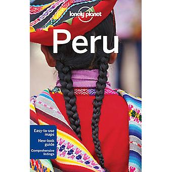 Lonely Planet Peru (9th Revised edition) by Lonely Planet - Carolyn M