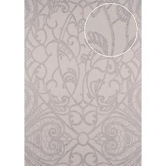 Non-woven wallpaper ATLAS CLA-597-7
