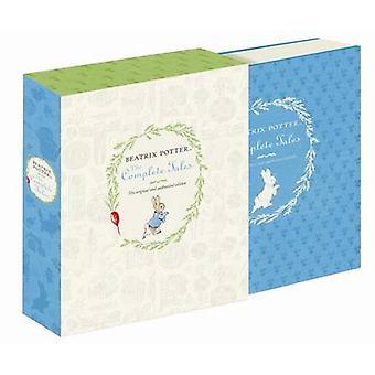 Beatrix Potter komplett historier av Beatrix Potter - 9780723268123 B