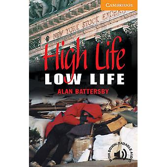 High Life - Low Life - Level 4 by Alan Battersby - 9780521788151 Book