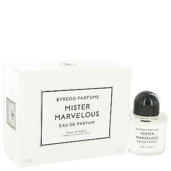 Byredo Mister Marvelous by Byredo Eau De Parfum Spray 3.4 oz / 100 ml (Men)