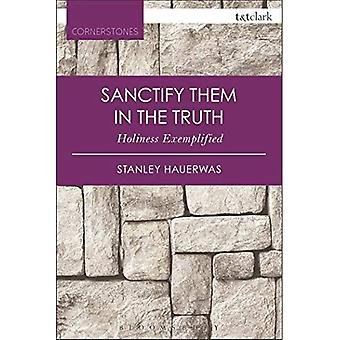 Sanctify them in the Truth (T&T Clark Cornerstones)