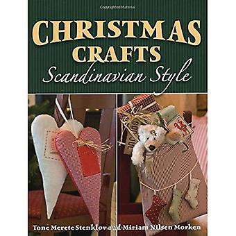 Christmas Crafts Scandinavian Style