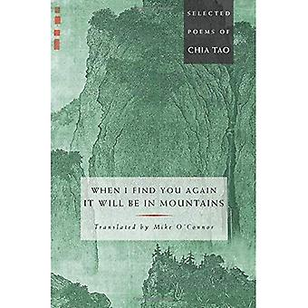 When I Find You Again it Will be in Mountains: Selected Poems of Chia Tao