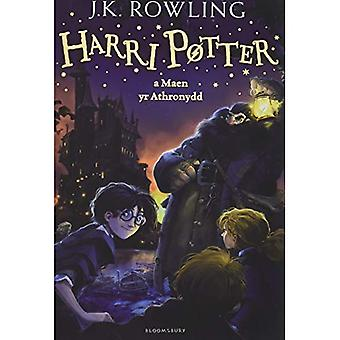 Harry Potter and the Philosopher's Stone (Welsh): Harri Potter a maen yr Athronydd (Welsh) (Harry Potter Welsh...