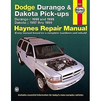 Dodge Durango och Dakota Pick-ups (1997-1999) Automotive Reparationsmanual (Haynes bilreparationer manualer)