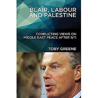 Blair-, työ- ja Palestiinan