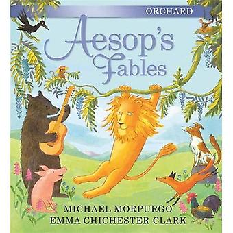 The Orchard Book of Aesop's Fables (Orchard Book of)
