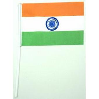 Indien-Hand-Held-Flag