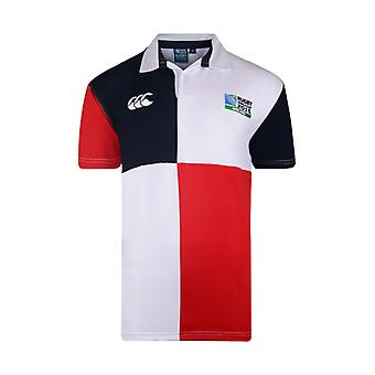 Canterbury Harlequin S/S Men's Rugby Jersey