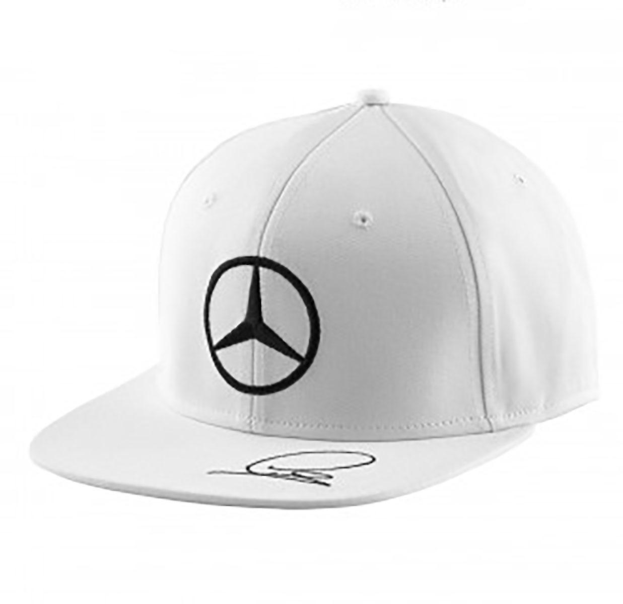 Waooh - lewis hamilton mercedes Mercedes Cap