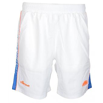 Ellesse Salva Polyester White Short