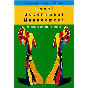 LOCAL GOVERNMENT MANAGEMENT by KEEN