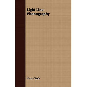 Light Line Phonography by Teale & Henry
