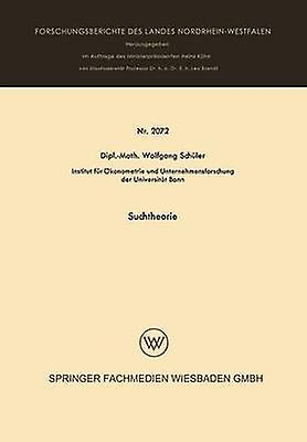 Suchtheorie by Schler & Wolfgang