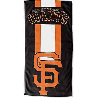 Northwest MLB Strandtuch ZONE San Francisco Giants 76x152cm