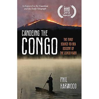 Canoë-kayak de la première descente de la Source à l'autre du Congo Congo - Rive