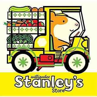 Stanley's Store by William Bee - 9781561458684 Book