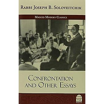 Confrontation and Other Essays by Joseph B Soloveitchik - 97815926441