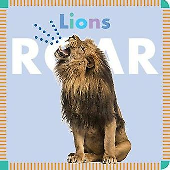 Lions Roar by Rebecca Stromstad Glaser - 9781681520711 Book