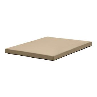Grote ' Buster ' water resistant Dog Bed-zand