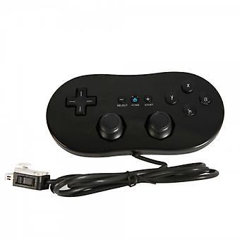 Wii Classic Controller-svart