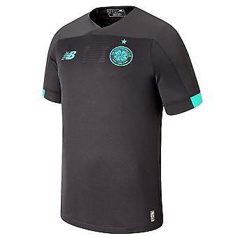 2019-2020 Celtic Home Short Sleeve Goalkeeper Shirt (Kids)