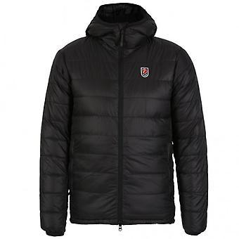 Fjallraven Hooded Pak Down Jacket, Black