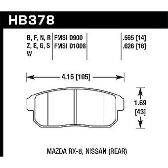 Hawk performance HB378Z. 565 PC