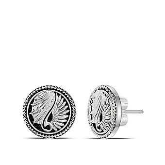 Max Holloway UFC Max Holloway Earrings In Sterling Silver