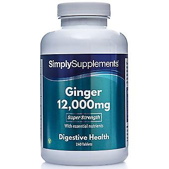 Ginger-12000mg