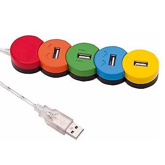 USB HUB 4 Anschlüsse