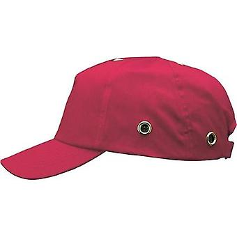 Voss Helme 2687 Hard cap WORK CAP Red