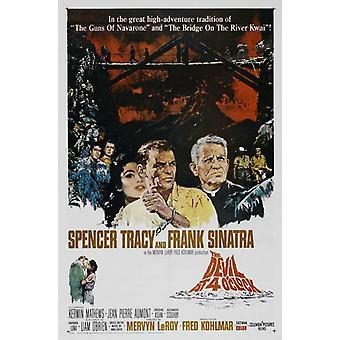 Il diavolo alle 4 OClock Movie Poster (11x17)