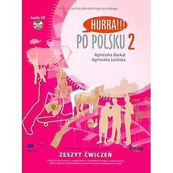 Hurra Po Polsku 9788360229279 by A. Burkat & A. Jasinska