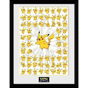 Pokemon Pikachu Collector Print