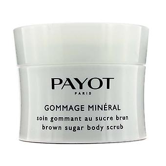 Payot Gommage Mineral brunt sukker Body Scrub 200ml / 6,7 oz