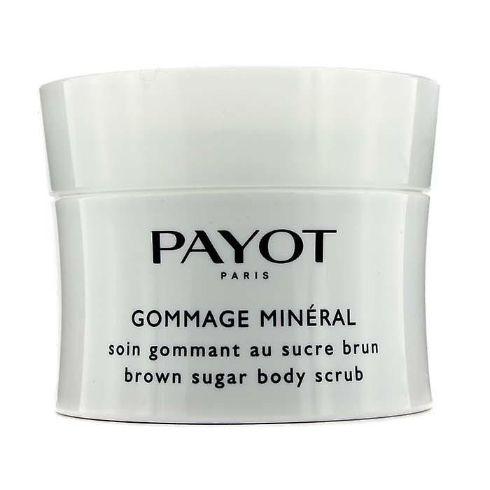 Payot Gommage Mineral Brown Sugar Body Scrub 200ml/6.7oz