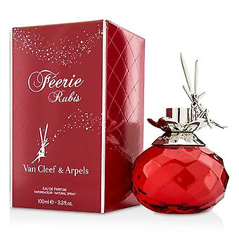 Van Cleef & Arpels Feerie Rubis Eau De Parfum Spray 100ml / 3.3 oz