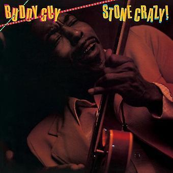 Buddy Guy - importación de Estados Unidos piedra loco [vinilo]