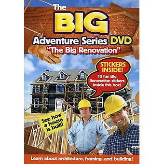 Big Renovation [DVD] USA import