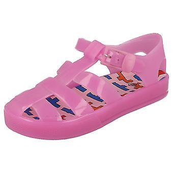 Childrens Unisex Jelly Sandals